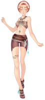 Outfit Spring Bohemian 1