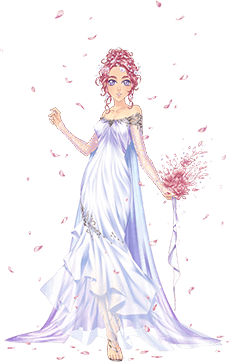 Outfit Pure Bride