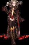 Gardienne Blood-Cloaked Soldier