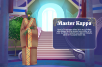 Master Kappa Library Entry