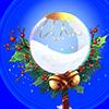 Christmas Scepter