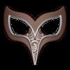 Maske Lady Steampunk