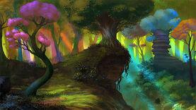 5Głęboki las