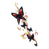 Biżuteria na udo Fairy army 12