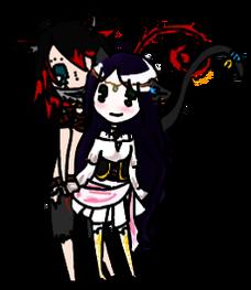 Akane i pan kotełek