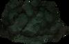 Rocher entrée grottes