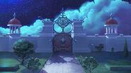 Grande Porta (noite)