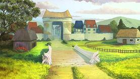 12Wejście do wioski