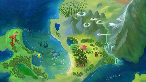Presqu'île de la grenouille