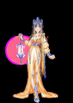 Glassy Light Queen 6