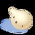 Ocarina aus Elfenbein