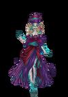 Voodoo priestess zestaw