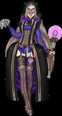 Lady Steampunk 1