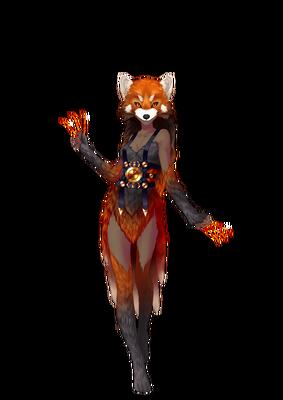 Wolf Druid 4