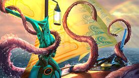 28Spokojne morze-kraken