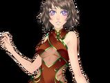 Kleid Snake Qipao