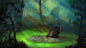 10Równina pustki-spalone drzewo