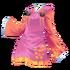 Kleid Tassel Kimono 1