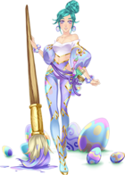 Outfit Egg Artist