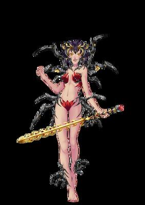 Queen Spider 1