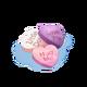 Cukierki miłości