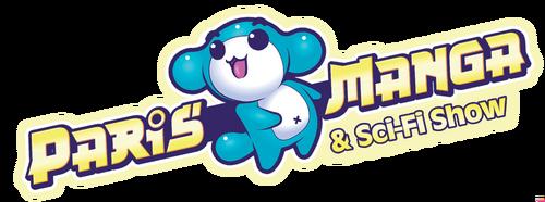 Logo Paris Manga