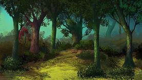 Grupa drzew