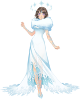 Outfit Snow Queen 2