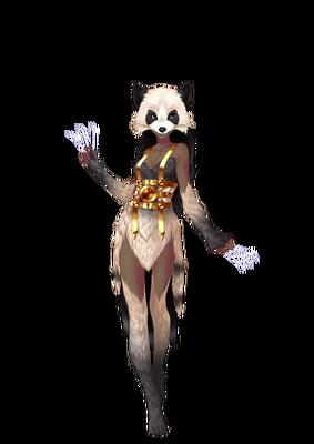 Wolf Druid 2