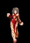 Gardienne Snake Qipao