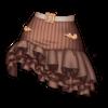 Spódnica z falbankami Victorian Doll3