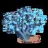 Strahlende Koralle