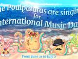 International Music Day 2017 Event