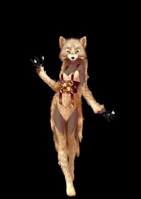 Wolf Druid 7