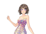 Vestido Seapunk