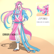 Eldarya jipinku humanizado by errorll404ll