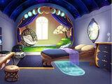 Chambre de Leiftan