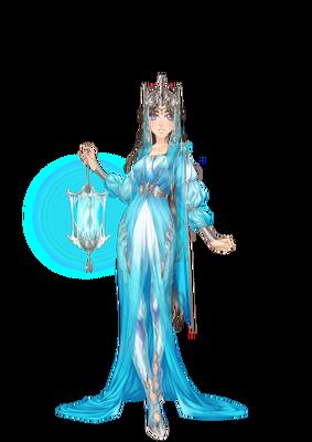 Glassy Light Queen 7