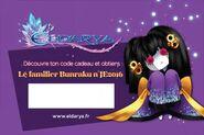 Eldarya Cadeau JE 2016