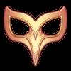Maska Lady Steampunk 6
