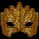 Maske Veiled Claws 1