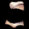 Dwukolorowe bikini 11