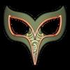 Maska Lady Steampunk 4