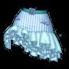 Spódnica z falbankami Victorian Doll7