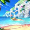 Plaża chowańców (dzień)