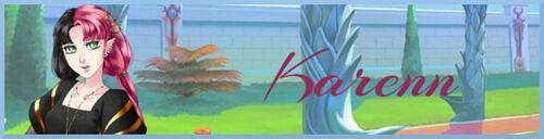 Banner Karenn
