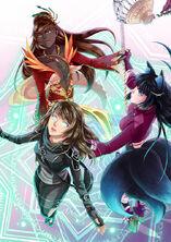 Episode 17 - Gardienne, Miiko & Huang Hua