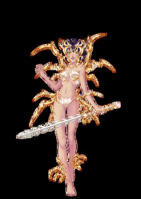 Queen Spider 8