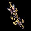 Biżuteria na udo Fairy army 11
