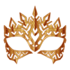 Maska Veiled Claws 2
